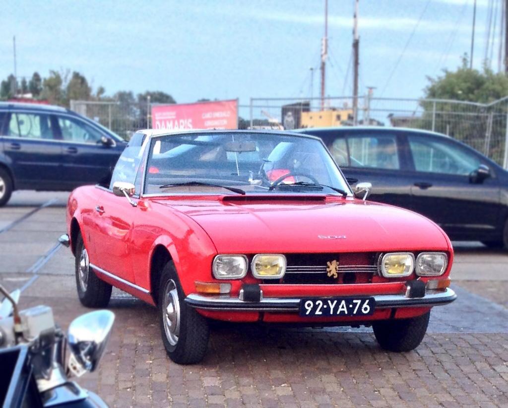 1973 504 cabrio