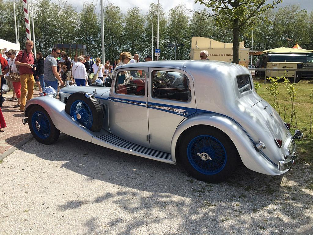 Alvis Speed 20 1938