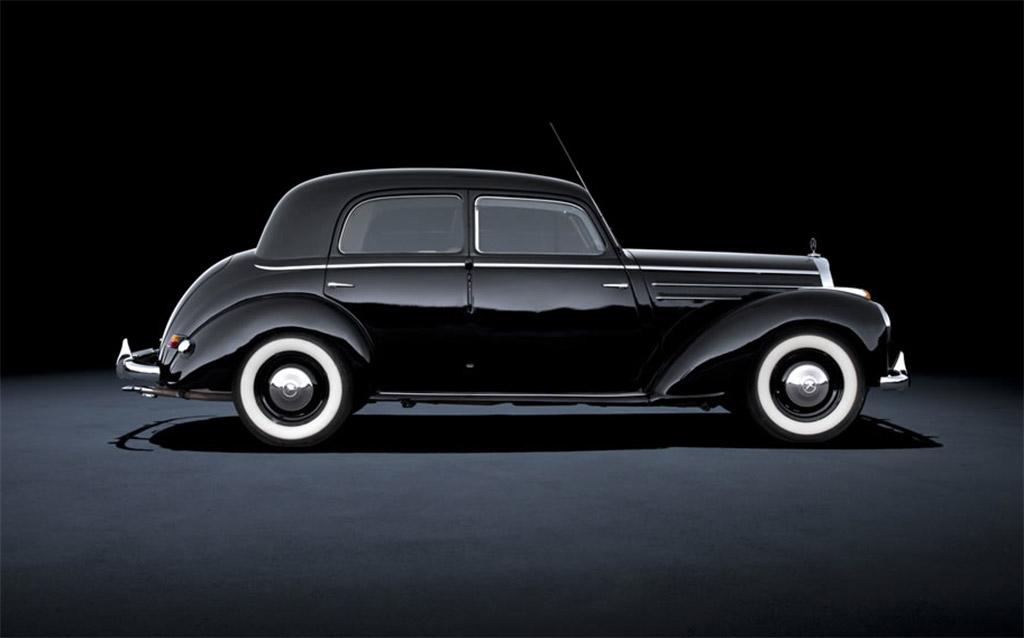 Mercedes-Benz 220 (W187) 1954