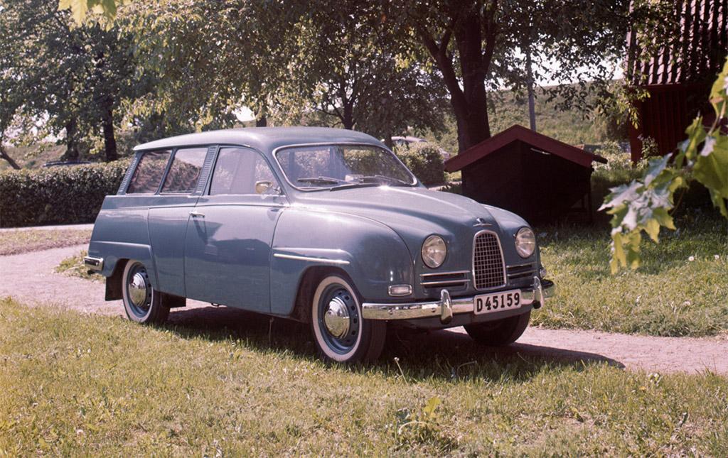 Saab 95 1960