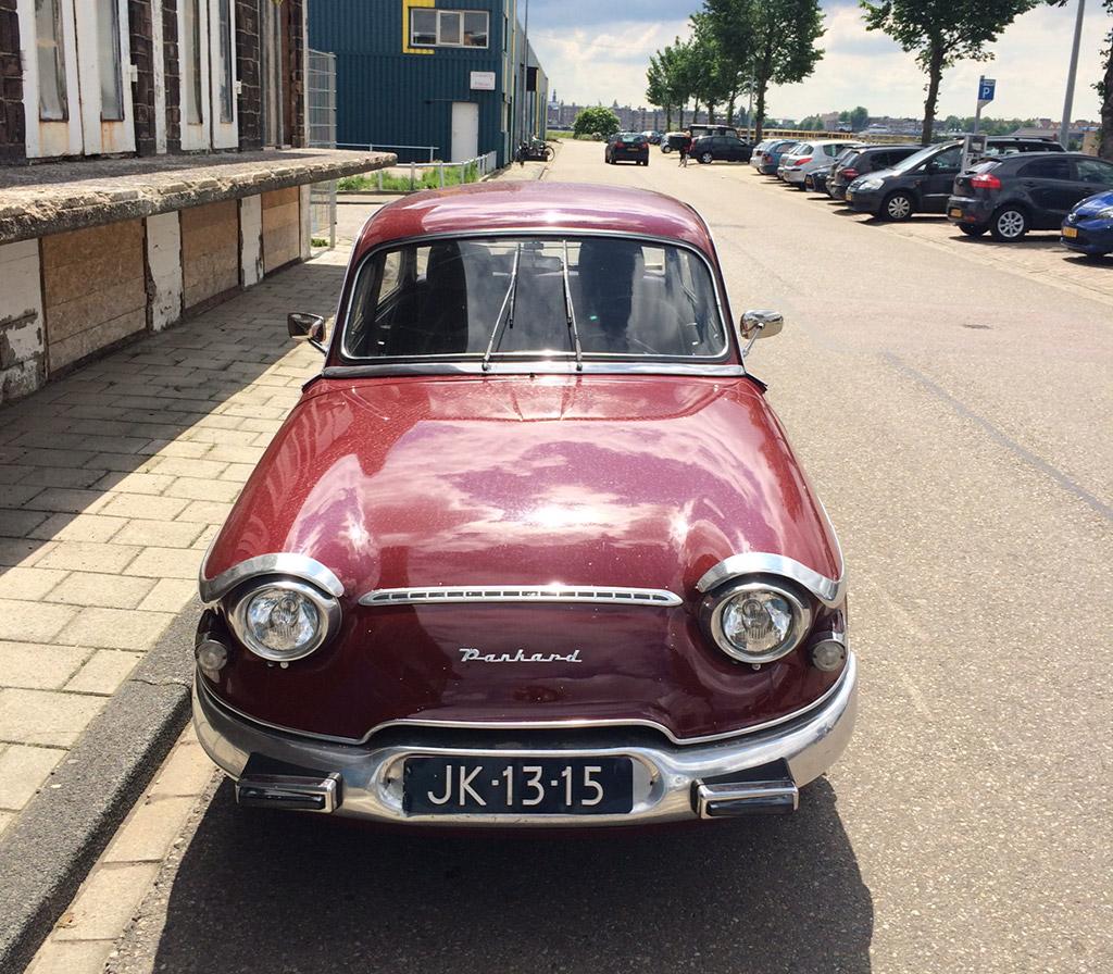 Panhard PL17 1962 voor
