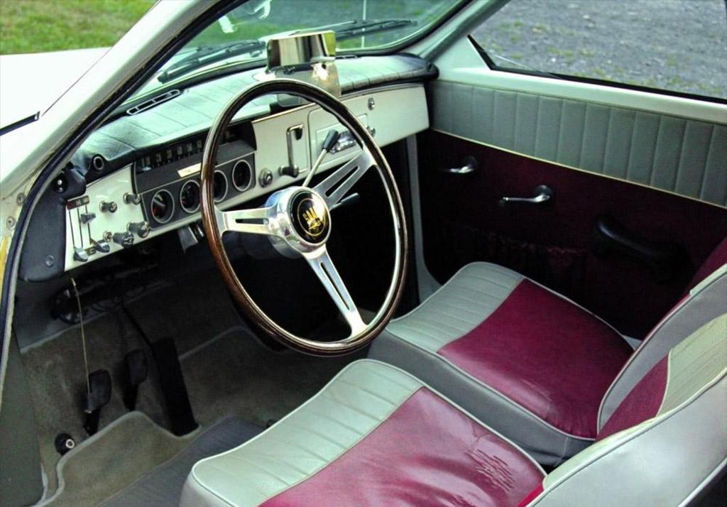 Saab 93 interieur