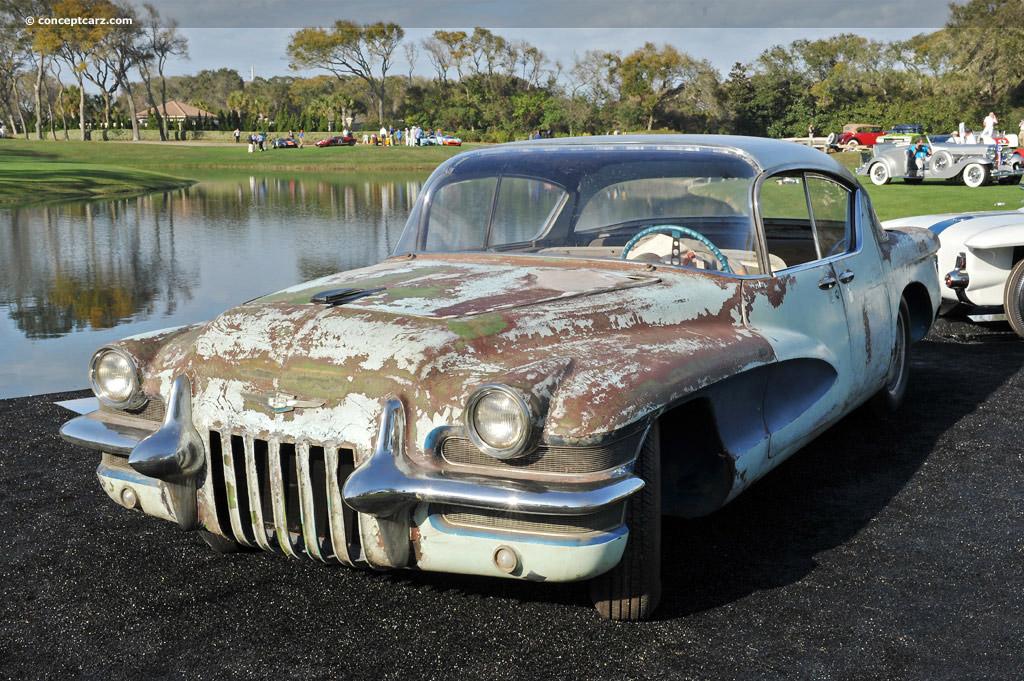 1955 lasalle II conceptcar