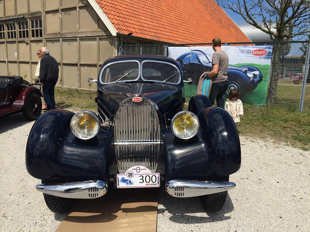 Bugatti T57 1938