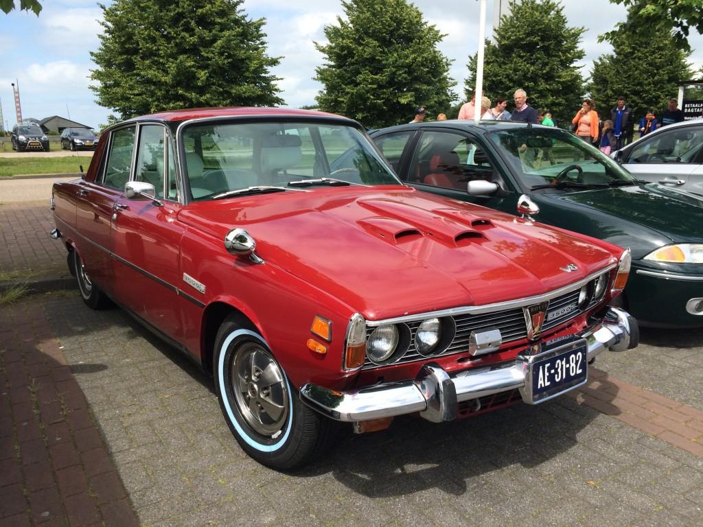 Rover 3500S 1973