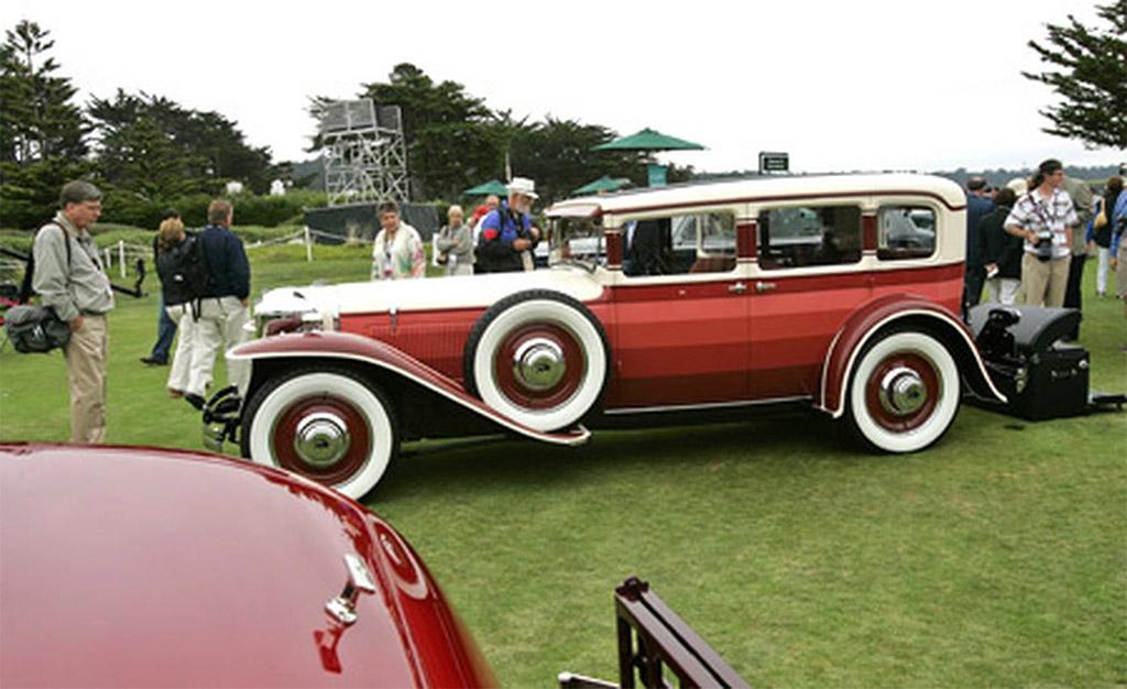 Ruxton Sedan 1930