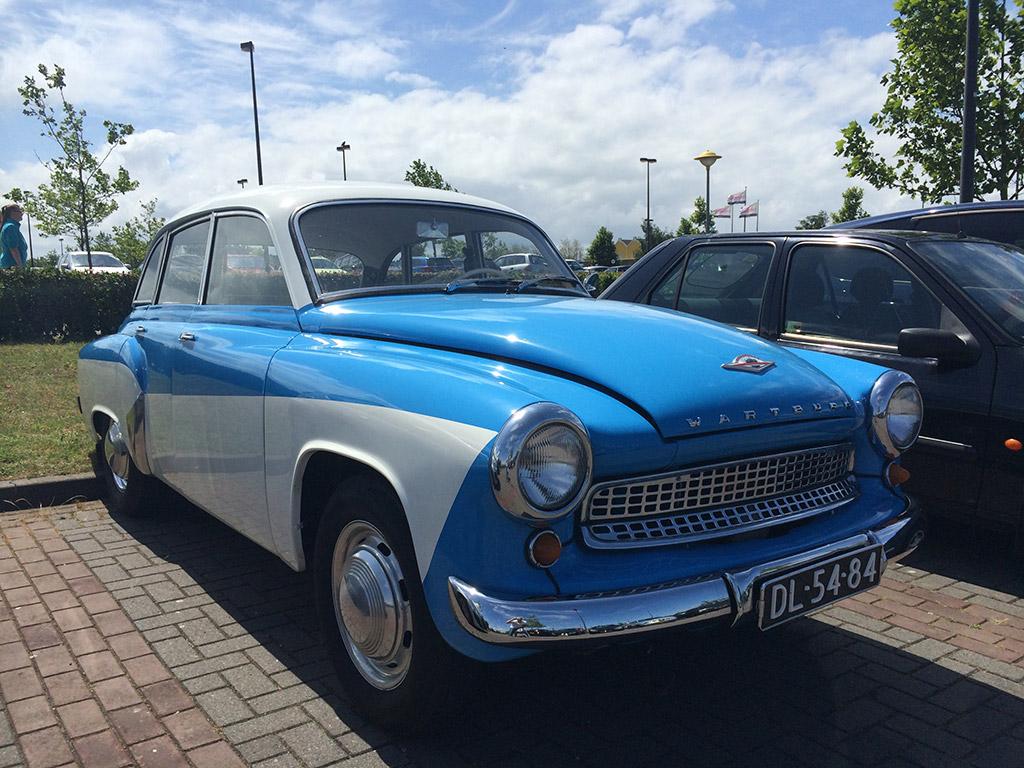 Wartburg 311 1955