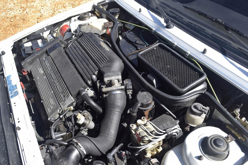 lancia delta integrale 16v motor